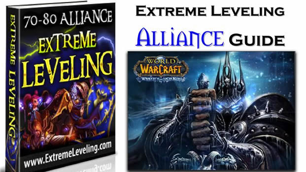 Extreme Leveling Guide for Wrath