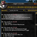 Zygor's Leveling Guides for WotLK